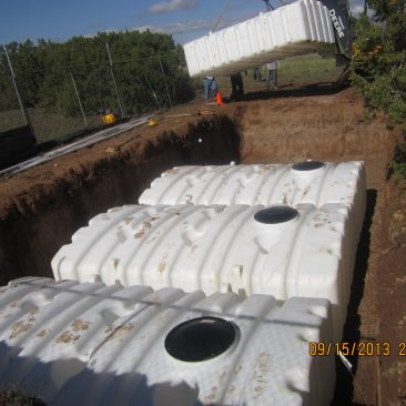Residential and Commercial Rainwater Catchment