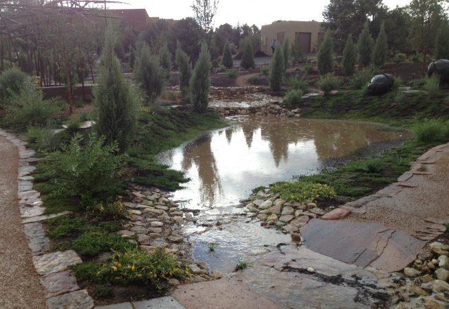 Santa Fe Botanical Gardens Stormwater
